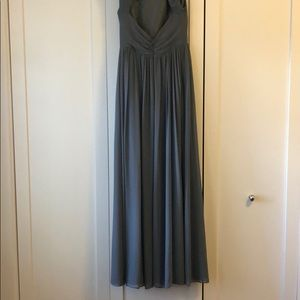 Jenny Yoo Dresses - Jenny Yoo Eloise bridesmaid dress in Denmark Blue